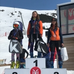 Final Grand Prix des Menuires 25 mars 2018