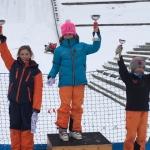 Ava 2ème place Combiné Nordique au Praz