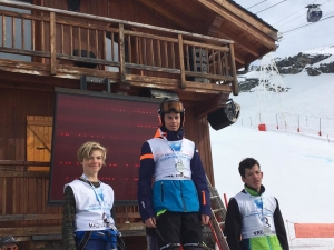 Robert 1er U16 GS Grand Prix Val Thorens